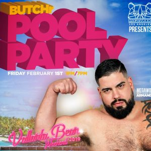 BUTCHr POOL PARTY